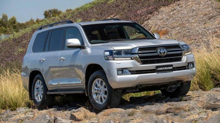 Toyota Land Cruiser có chi phí bảo dưỡng đáng ngạc nhiên 1