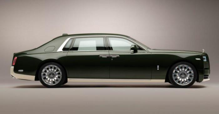 Cận cảnh Rolls-Royce Phantom Oribe 2021 dành riêng cho tỷ phú 3