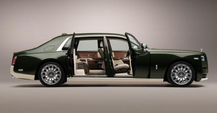 Cận cảnh Rolls-Royce Phantom Oribe 2021 dành riêng cho tỷ phú 4