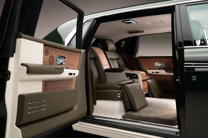 Cận cảnh Rolls-Royce Phantom Oribe 2021 dành riêng cho tỷ phú 5
