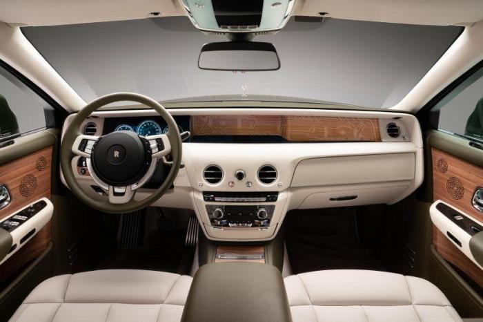 Cận cảnh Rolls-Royce Phantom Oribe 2021 dành riêng cho tỷ phú 6
