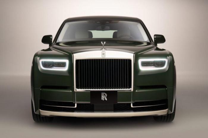 Cận cảnh Rolls-Royce Phantom Oribe 2021 dành riêng cho tỷ phú 8