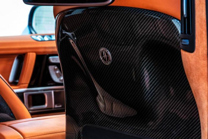 Cận cảnh Mercedes-AMG G63 sang trọng, rực rỡ dưới bàn tay hãng độ 14