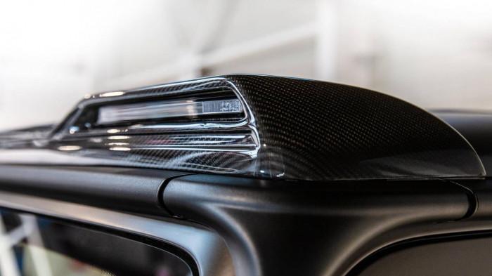 Cận cảnh Mercedes-AMG G63 sang trọng, rực rỡ dưới bàn tay hãng độ 18