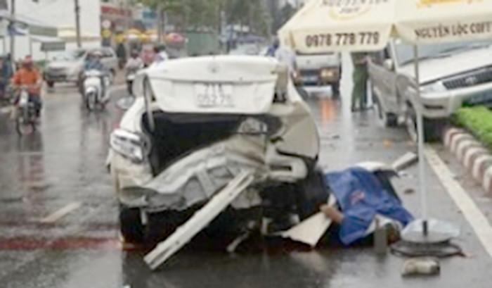 Thợ rửa xe lái ô tô của khách gây tai nạn, chủ xe có liên đới? 1