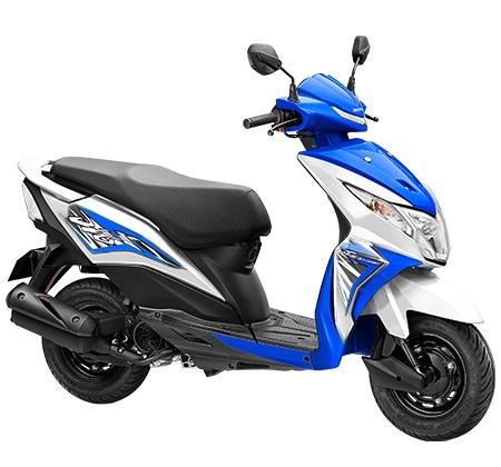 Xe tay ga Honda Dio 2021 ra mắt, giá chỉ 24 triệu đồng 4