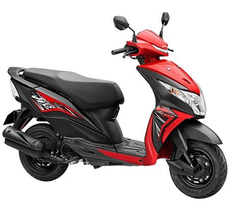 Xe tay ga Honda Dio 2021 ra mắt, giá chỉ 24 triệu đồng 1
