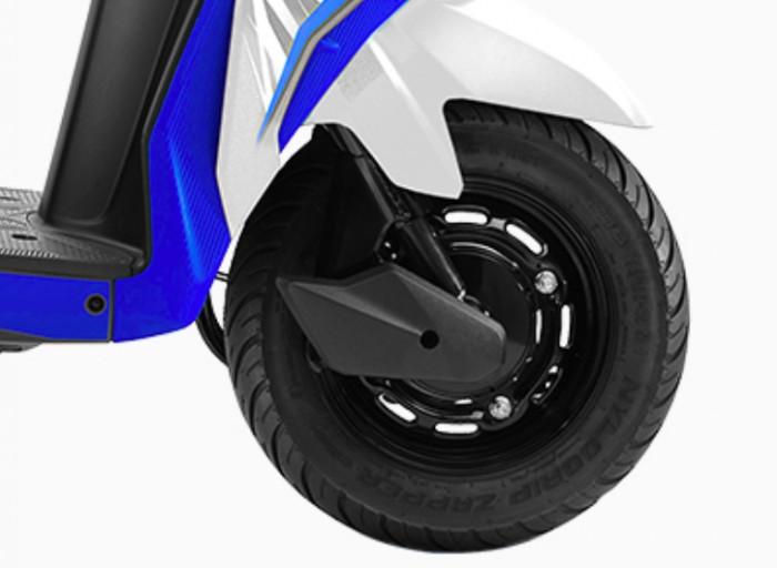 Xe tay ga Honda Dio 2021 ra mắt, giá chỉ 24 triệu đồng 6