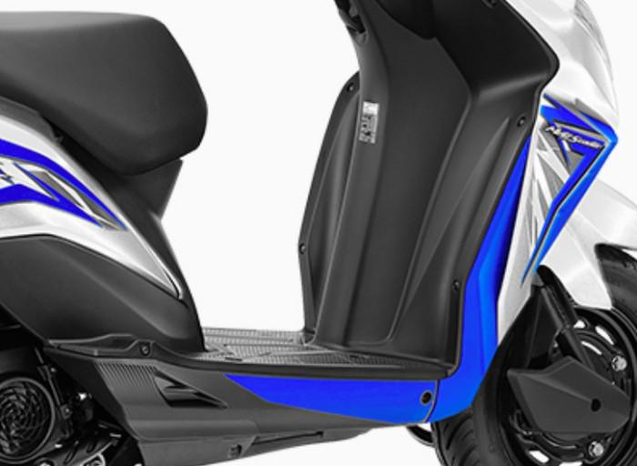 Xe tay ga Honda Dio 2021 ra mắt, giá chỉ 24 triệu đồng 8