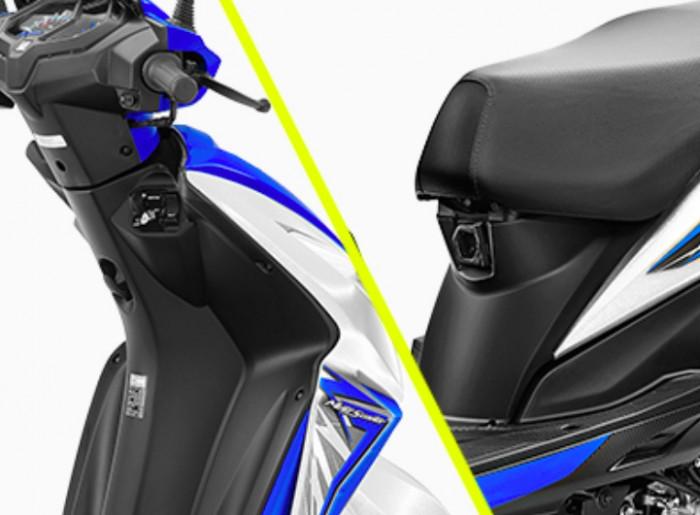 Xe tay ga Honda Dio 2021 ra mắt, giá chỉ 24 triệu đồng 9