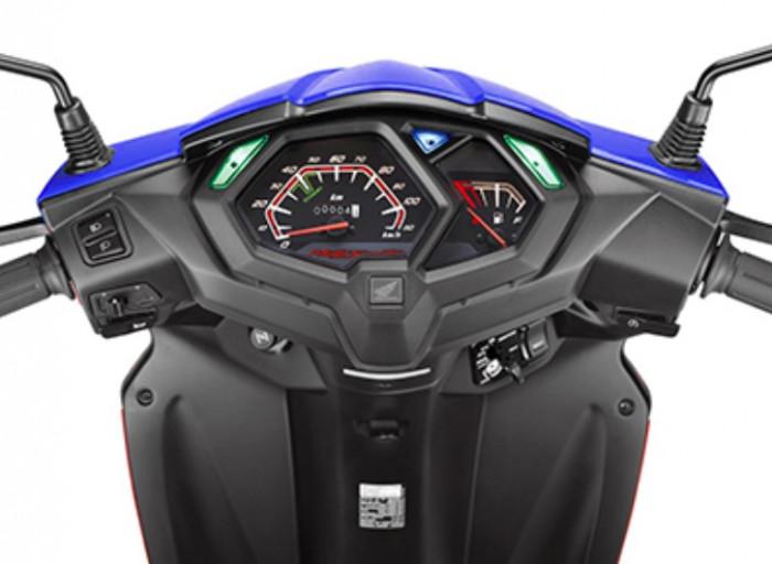 Xe tay ga Honda Dio 2021 ra mắt, giá chỉ 24 triệu đồng 10
