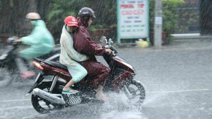Vì sao xe máy dễ hư hỏng vào mùa mưa? 1