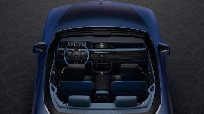 Cận cảnh xe siêu sang Rolls-Royce Boat Tail chỉ có 3 chiếc trên thế giới 4