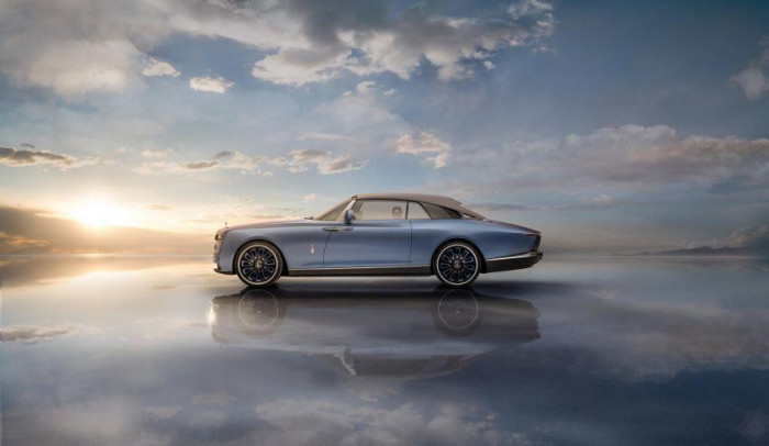 Cận cảnh xe siêu sang Rolls-Royce Boat Tail chỉ có 3 chiếc trên thế giới 14