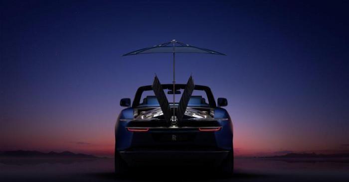 Cận cảnh xe siêu sang Rolls-Royce Boat Tail chỉ có 3 chiếc trên thế giới 15