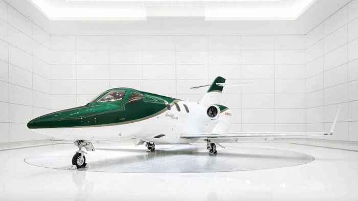 Honda ra mắt máy bay cá nhân, giá 5,4 triệu USD 11