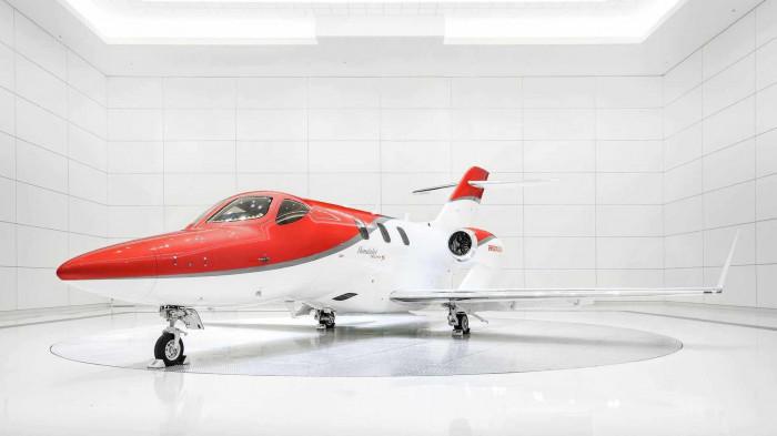 Honda ra mắt máy bay cá nhân, giá 5,4 triệu USD 13
