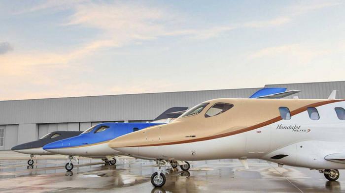 Honda ra mắt máy bay cá nhân, giá 5,4 triệu USD 2