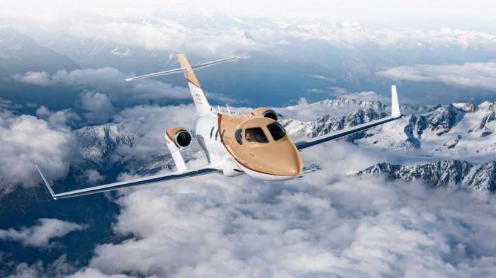 Honda ra mắt máy bay cá nhân, giá 5,4 triệu USD 4