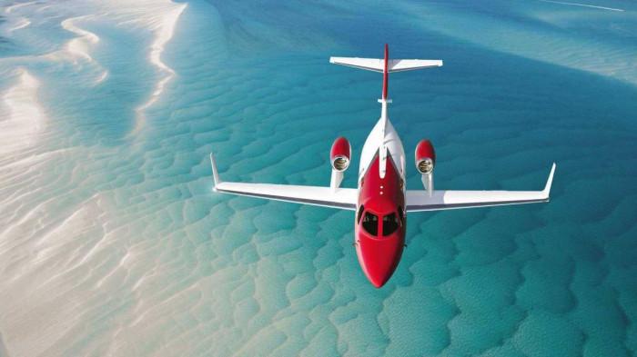 Honda ra mắt máy bay cá nhân, giá 5,4 triệu USD 1
