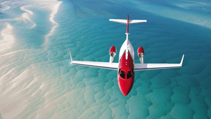 Honda ra mắt máy bay cá nhân, giá 5,4 triệu USD 6