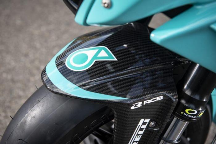 Cận cảnh xe đua Petronas phiên bản giới hạn, giá 269 triệu 7