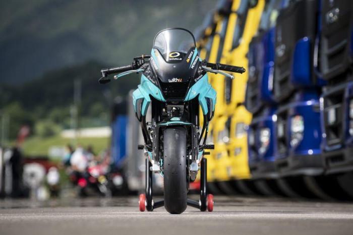 Cận cảnh xe đua Petronas phiên bản giới hạn, giá 269 triệu 8