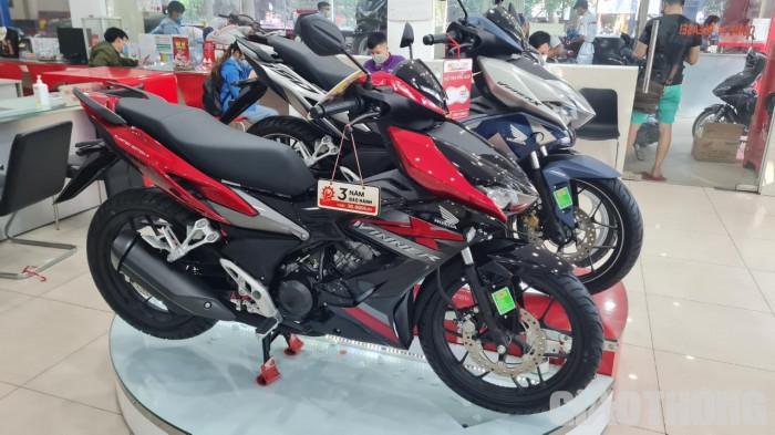 Honda Winner X đang bán dưới giá đề xuất tới 13 triệu đồng 2