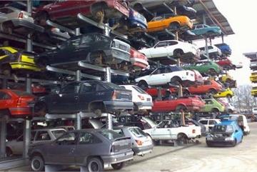Ô tô, xe máy cũ nát sẽ được thu hồi, tái chế thế nào?