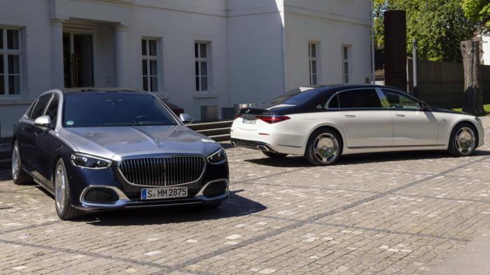 Mercedes-Benz hợp nhất AMG, Maybach và G-Class 2
