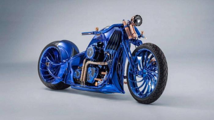 Chiêm ngưỡng mô tô Harley-Davidson độ đẹp nhất thế giới 1