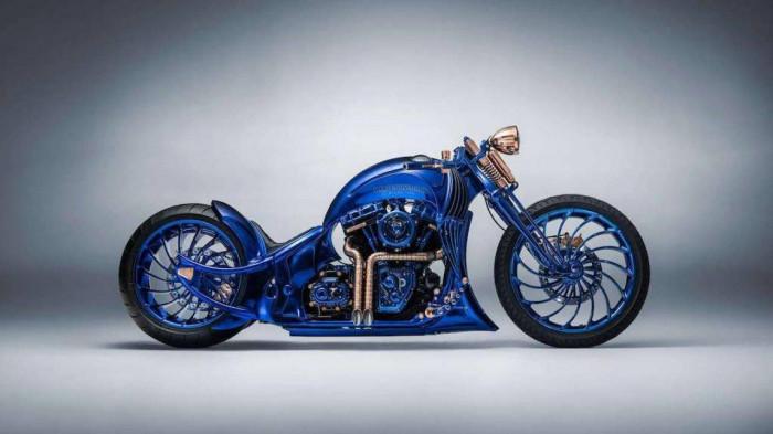 Chiêm ngưỡng mô tô Harley-Davidson độ đẹp nhất thế giới 2