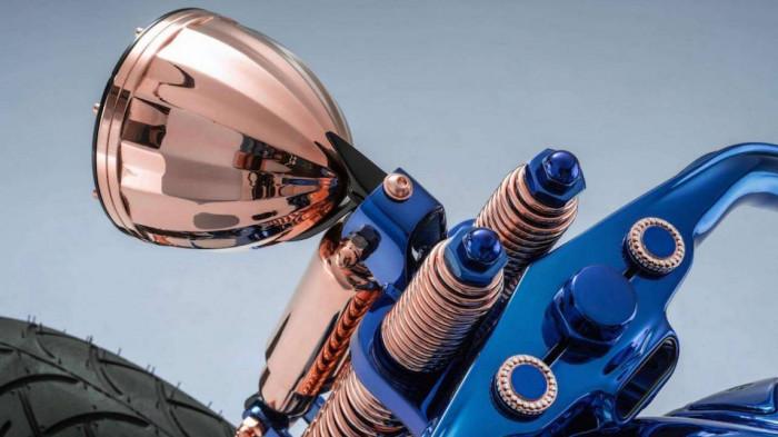 Chiêm ngưỡng mô tô Harley-Davidson độ đẹp nhất thế giới 3
