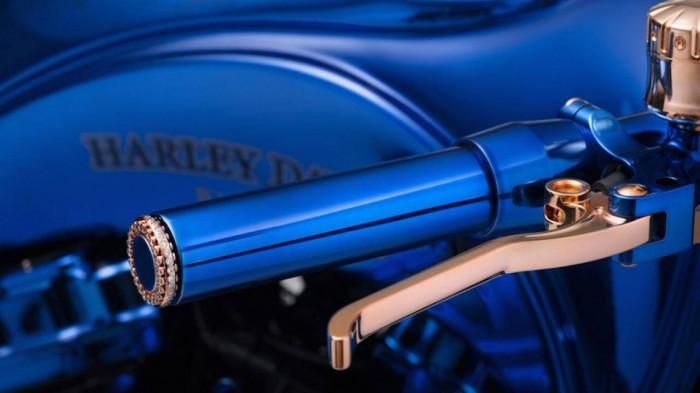 Chiêm ngưỡng mô tô Harley-Davidson độ đẹp nhất thế giới 4