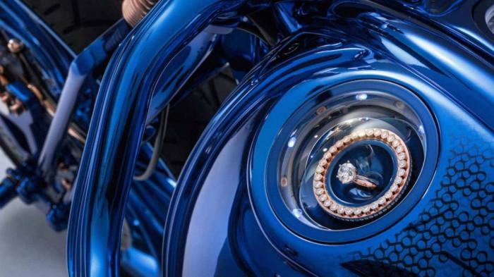 Chiêm ngưỡng mô tô Harley-Davidson độ đẹp nhất thế giới 5