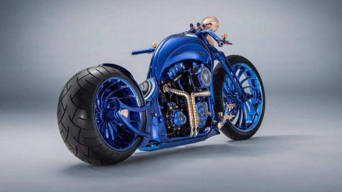 Chiêm ngưỡng mô tô Harley-Davidson độ đẹp nhất thế giới 7