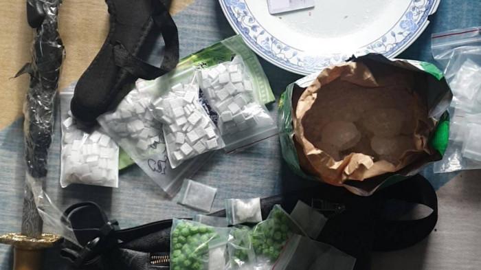 giang hồ hải phòng đánh đập, bắt con nợ ở tp.hcm sử dụng ma túy