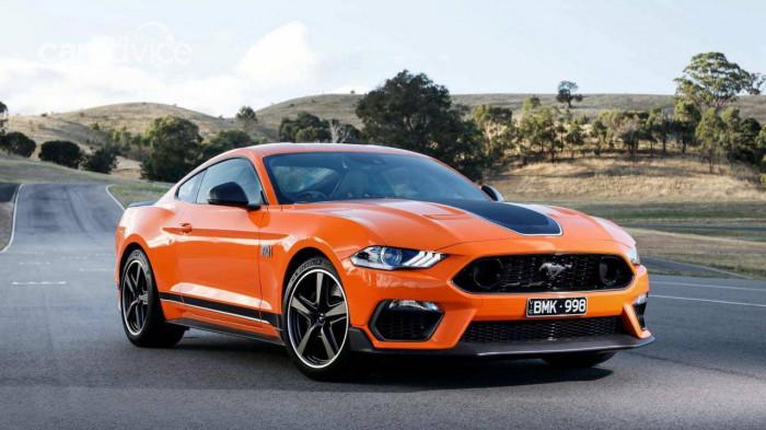 Quảng cáo sai, khách mua Ford Mustang Mach 1 được hãng trả lại tiền 1