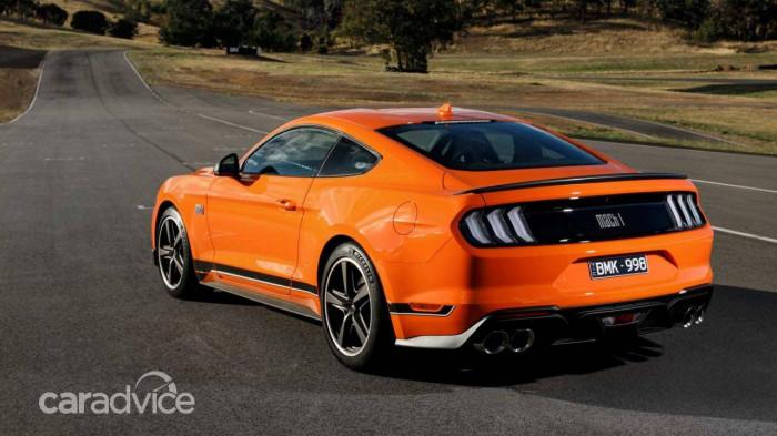Quảng cáo sai, khách mua Ford Mustang Mach 1 được hãng trả lại tiền 2