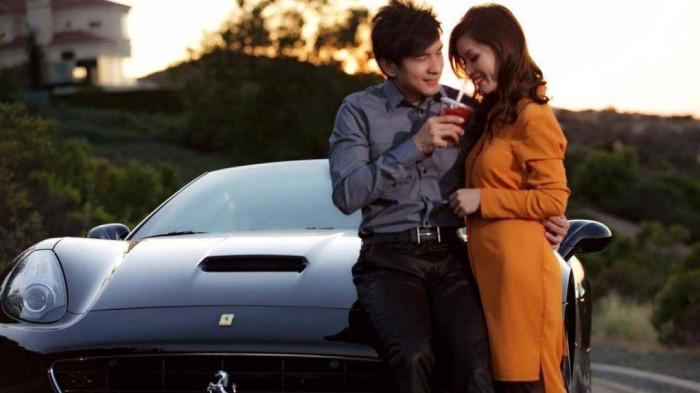 Chiêm ngưỡng dàn siêu xe tiền tỷ của Đan Trường cùng vợ cũ Thủy Tiên 1