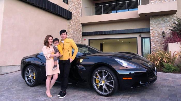 Chiêm ngưỡng dàn siêu xe tiền tỷ của Đan Trường cùng vợ cũ Thủy Tiên 2