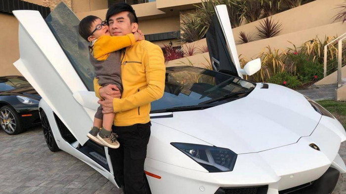 Chiêm ngưỡng dàn siêu xe tiền tỷ của Đan Trường cùng vợ cũ Thủy Tiên 3