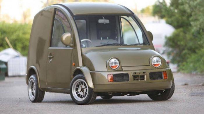 Những chiếc xe ô tô có hình dáng độc đáo nhất thế giới 5
