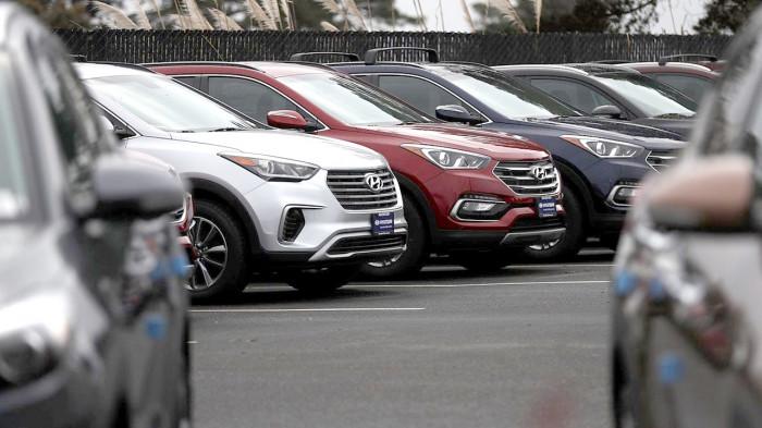 Ba hãng xe lớn tự nguyện triệu hồi để sửa lỗi tại Hàn Quốc 1