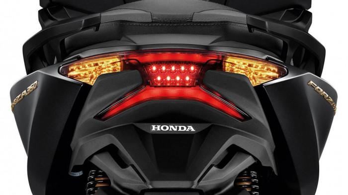 Honda Forza 350 ra mắt Thái Lan, giá bằng nửa tại Việt Nam 3