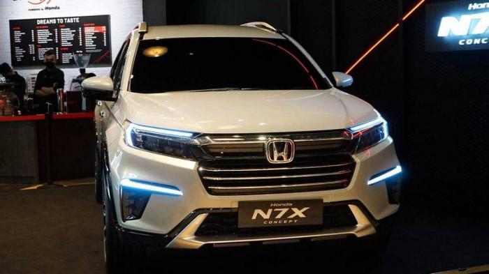 Honda N7X - đối thủ của Mitsubishi Xpander chốt lịch ra mắt 1