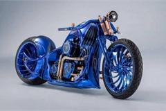 Chiêm ngưỡng mô tô Harley-Davidson độ đẹp nhất thế giới