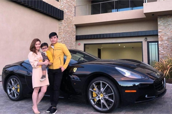 Chiêm ngưỡng dàn siêu xe tiền tỷ của Đan Trường cùng vợ cũ Thủy Tiên