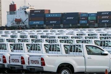 Việt Nam là nước nhập ô tô lớn thứ hai của Indonesia