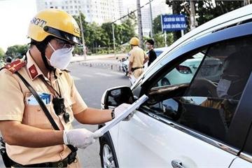 Vì sao nhiều lỗi vi phạm giao thông tăng rất nặng mức xử phạt?